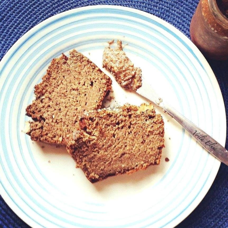 banana-bread-bizcocho-pan-platano-datiles-avena-sin-gluten-sin-lactosa-sin-azucar-plantbased-sin-levadura-sin-huevos-sin-harinas-sano-saludable