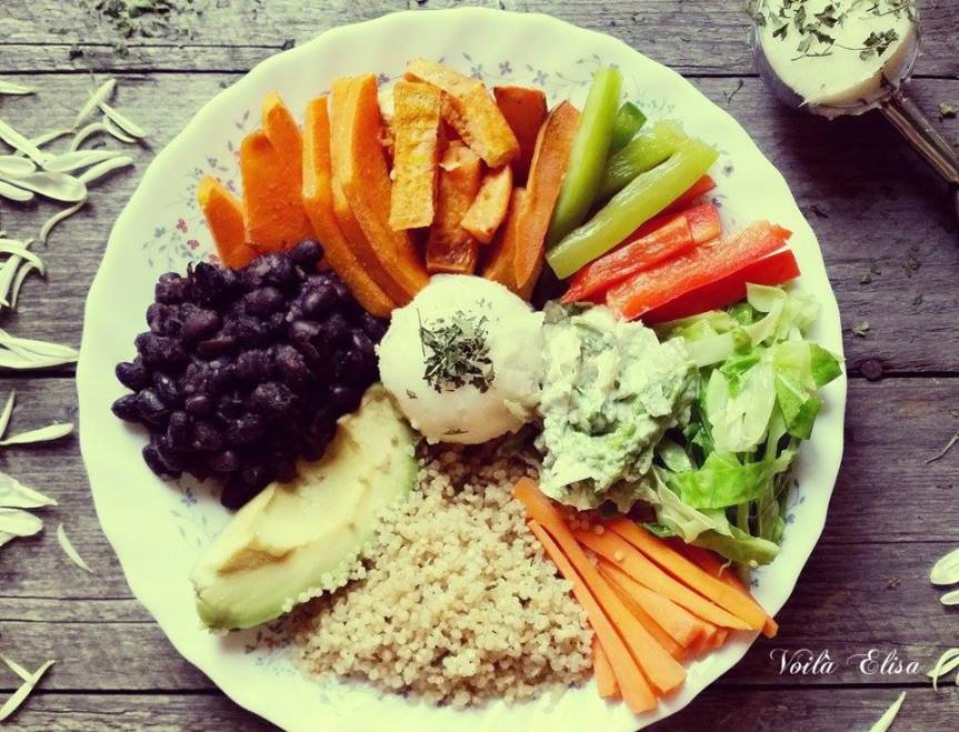 plato-vegano-vegetariano-buddha-bowl-verduras-cereales-sin-glute-celiaquia
