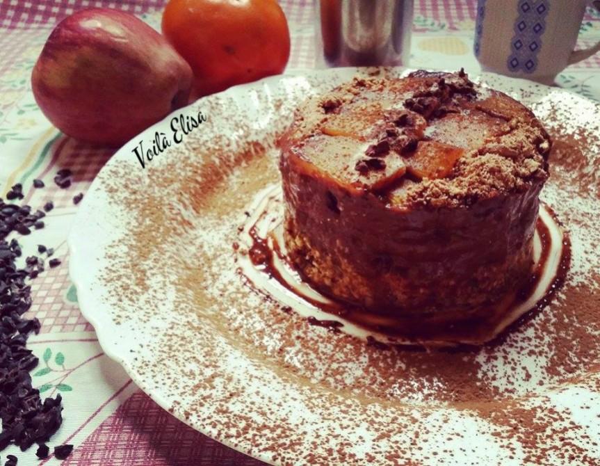 pastel-cumpleanos-saludable-casero-bajo-grasas-diabetes-celiaquia-intolerantes