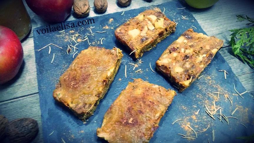 pan-sin-gluten-bizcocho-vegano-sin-huevo-manzana-desayunos-saludables-canela-jengibre-mermelada-compota-xilitol-iswari